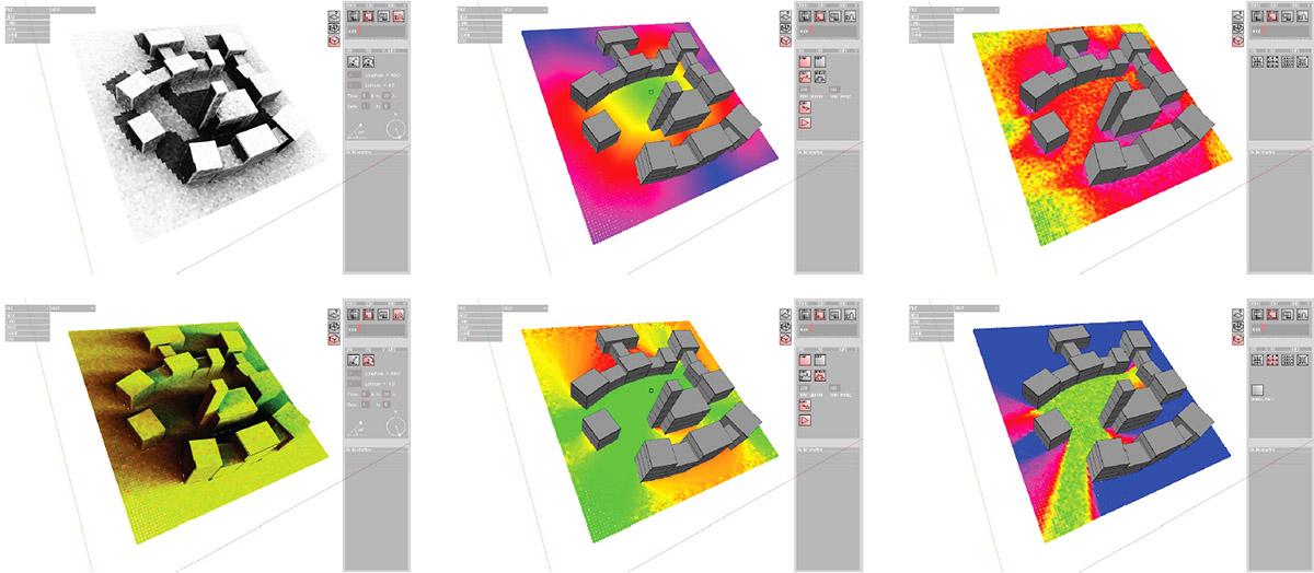 Digital Tools for Urban Design | USP Urban Strategy Playground